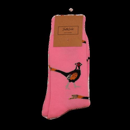 Pink Pheasant