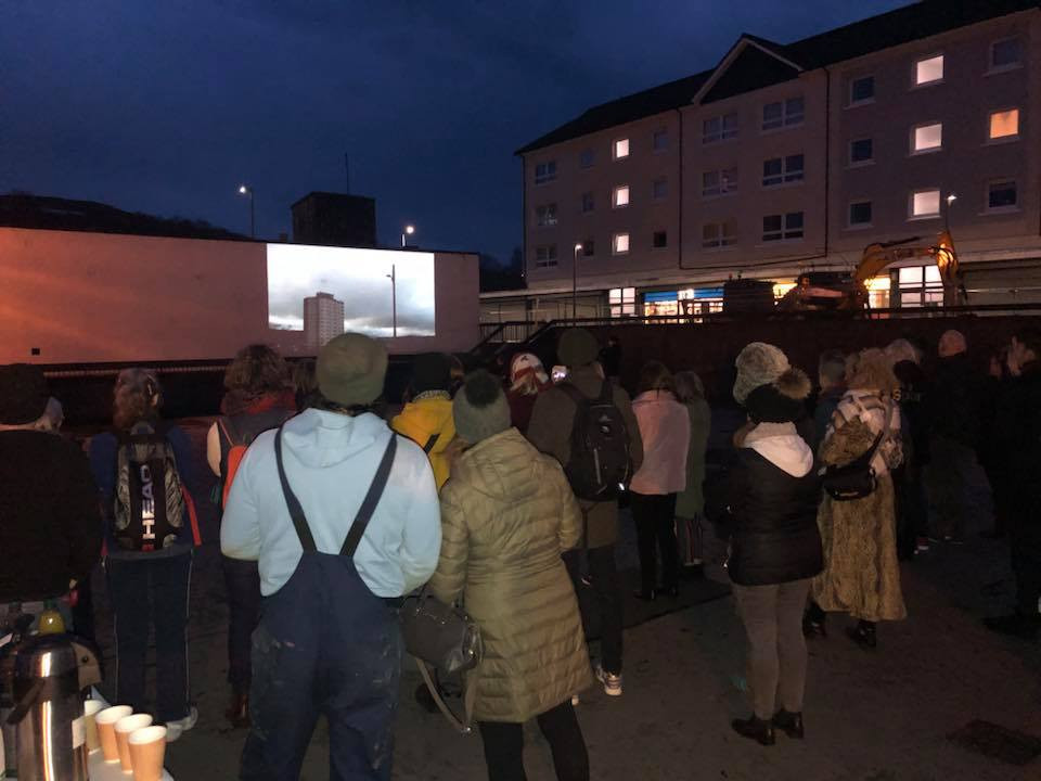 'On Prospecthill; Portraits of Broomhill' film screening, 2019