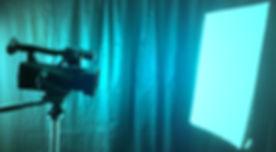 Teal Camera and Bakdrop.jpg