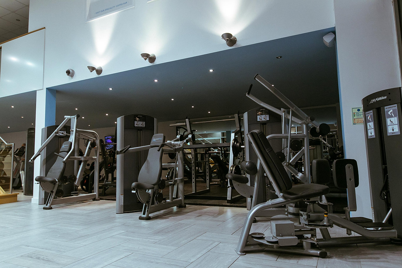 Gym bluestone fitness - Studio 54 oviedo ...