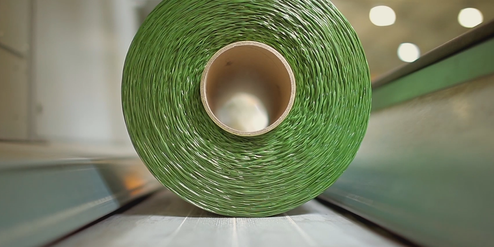 MET Factory Visit: Our artificial grass yarn factory
