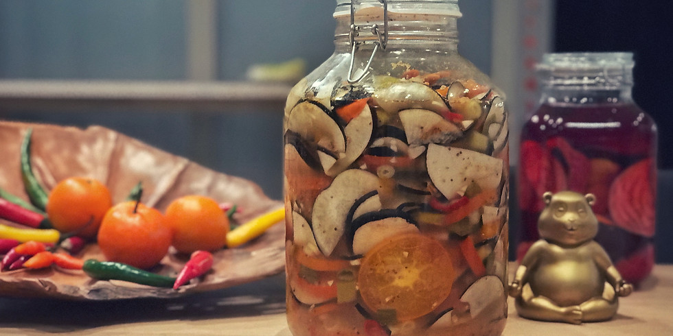 MÜNCHEN: Circus of Taste - Fermentation Basics