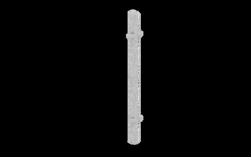 Pilar pré-moldado