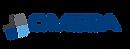 omega pré moldados logo