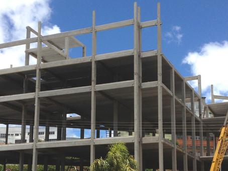O que é pré moldado de concreto?