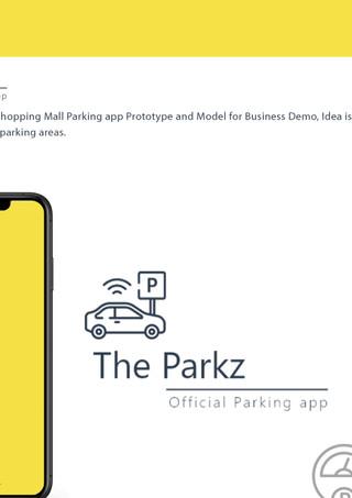 Parkz - Parking App