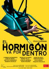 EL HORMIGON VA POR DENTRO CARTEL carreti