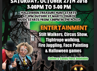 FREE SPOOKTACULAR EVENT