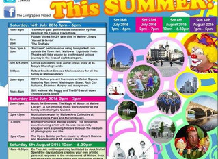 Family Entertainment in Mallow this Summer!