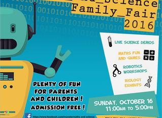 Munster Maths & Science Family Fair 2016