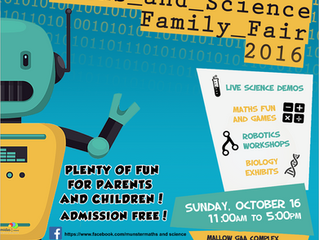 Munster Maths & Science Family Fair 2016