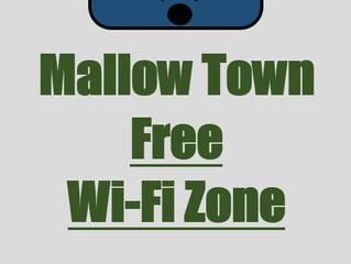Mallow Town Free Wi-Fi Zone