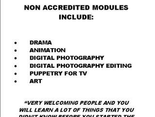 North Cork Film Making & Employment Skills Project