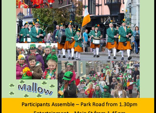 Mallow St. Patrick's Day Parade