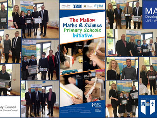 Mallow Maths & Science Primary Schools Initiative – Presentation of STEM Resource Kits