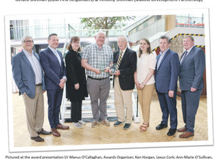 North Cork Community Activists Honoured as June Cork Persons of the Month