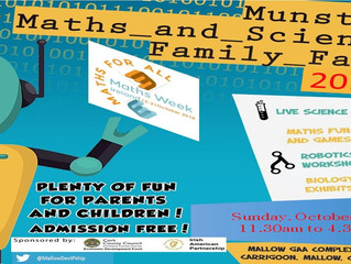 Munster Maths and Science Family Fair 2018