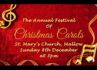 Annual Festival of Carols
