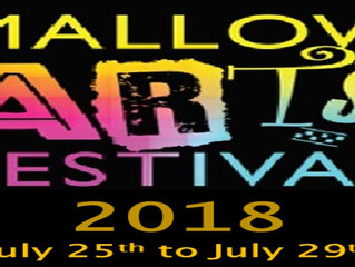 Mallow Arts Festival Starts Today