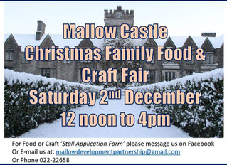 Mallow Christmas Family Food & Craft Fair