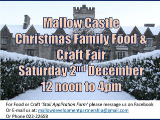 Mallow Christmas Family Food & Craft Fair