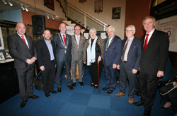 04 Kevin O'Keeffe TD, Sntr Jerry Buttimer, Pat O'Connell, Des Cahill, Rosemary O'Neill, Frank O'Flyn
