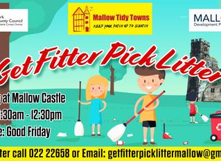 Get Fitter - Pick Litter