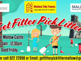 Get Fitter - Pick Litter