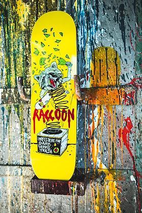 "Skateboard-Deck ""Jack in the Box"""