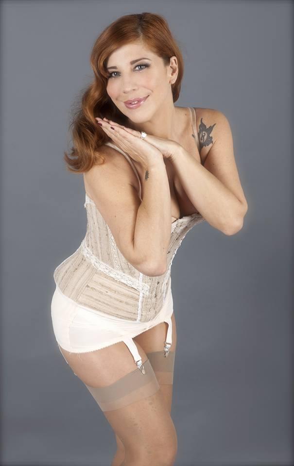 Michela Andreozzi e il Burlesque