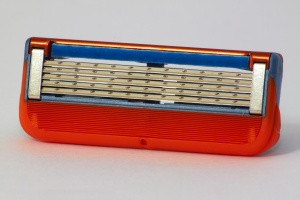 Gillette_Fusion_Power_razor_cartridge