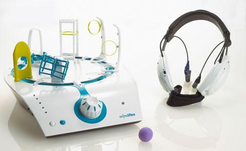 Mindflex: Brain-controlled Neuro-Toy