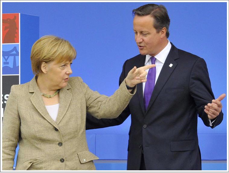 Merkel-Cameron