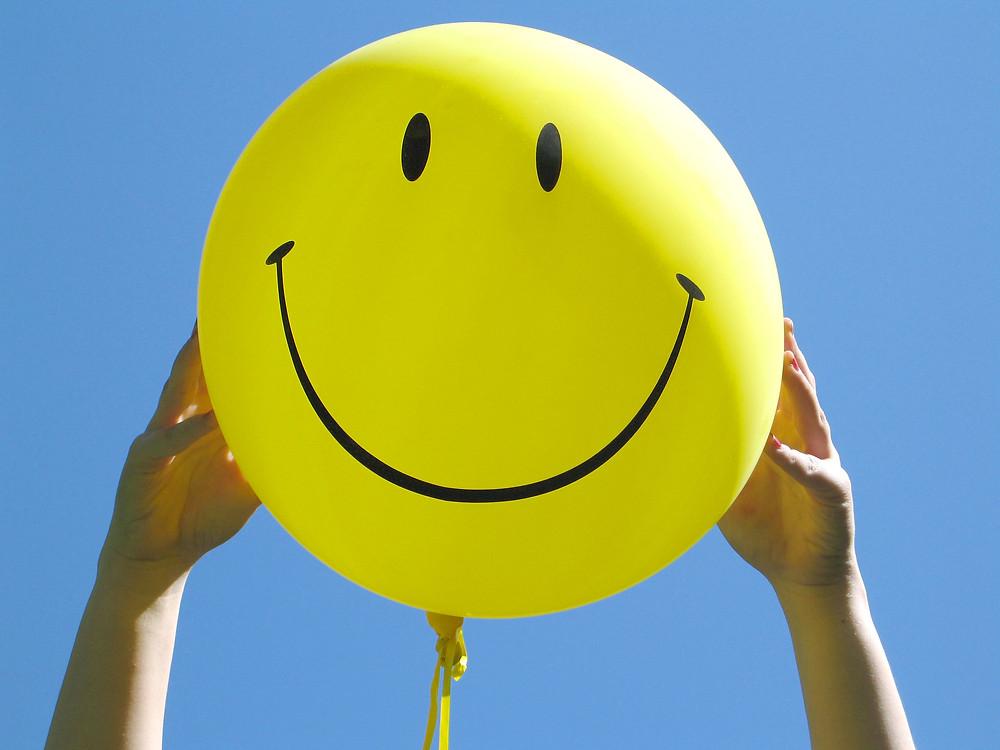 happy yellow smiley