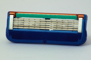 Gillette_Fusion_razor_cartridge