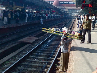 Mind games to stop death on the tracks