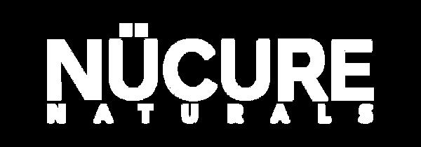 NuCur Natuals Whie Logo
