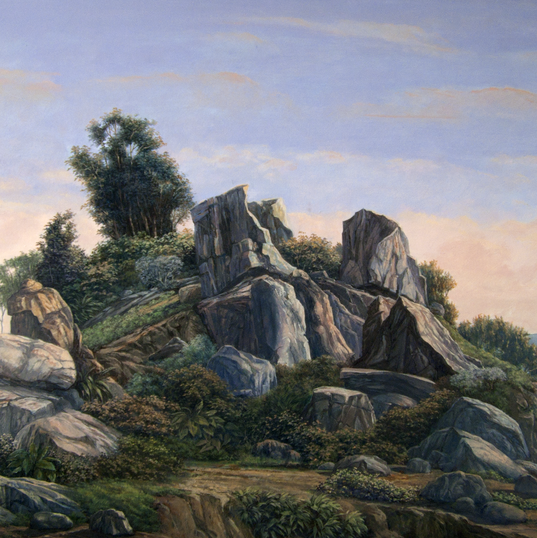 Outcropping 25x36 1992