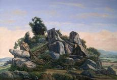 Outcropping 25x36 1992