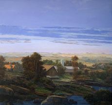 Al Hess Farm #3 34x36 1998
