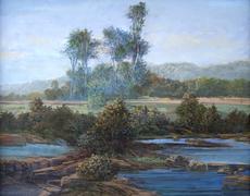 The Wallkill River 14x18 2001