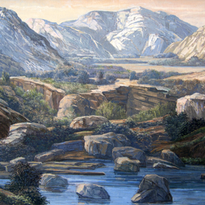 San Pasquale Valley 14x20 1995