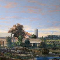 Al Hess Farm #2 24x32 1996
