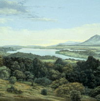 View From Olana 32x48 1988