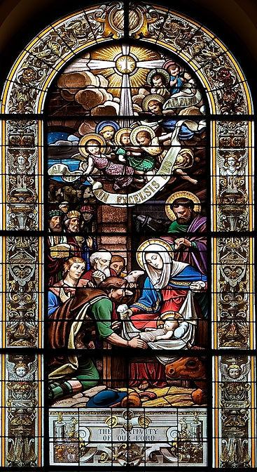 SG Nativity, St. Jean Baptiste Church--C