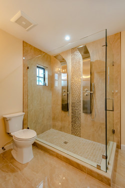Immaculate Master Bathroom Remodel