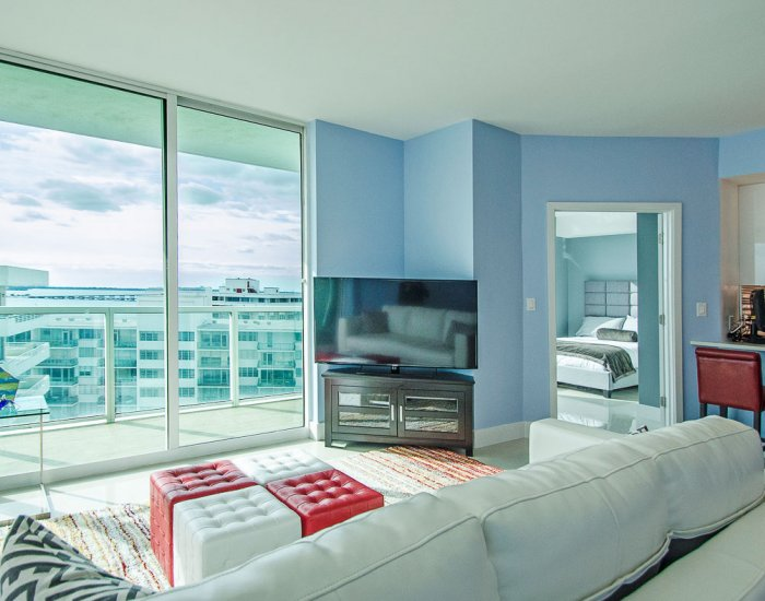 Brickell Penthouse Full Remodel