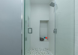 Contemporary Guest Bathroom Remodel