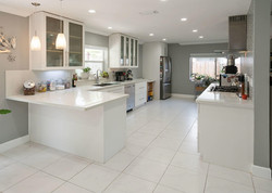 Contemporary, Open Kitchen Remodel