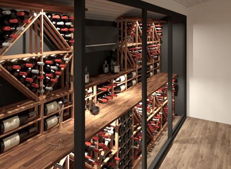 Jak skladovat víno 1. díl - servisní vs. skladovací teplota